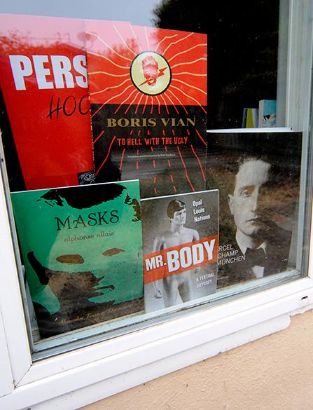 Black Scat Bookstore