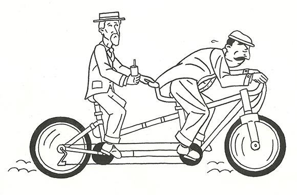 illustration by Doug Skinner